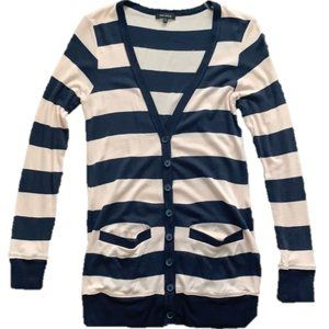 ✨NEW Listing: TALULA Striped Cardigan